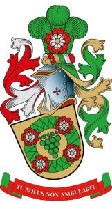 Rodinný heraldický znak Mag. Jana Krčmáře