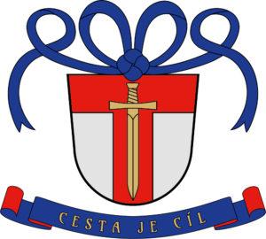 Osobní heraldický znak Pavla Tumpachová.